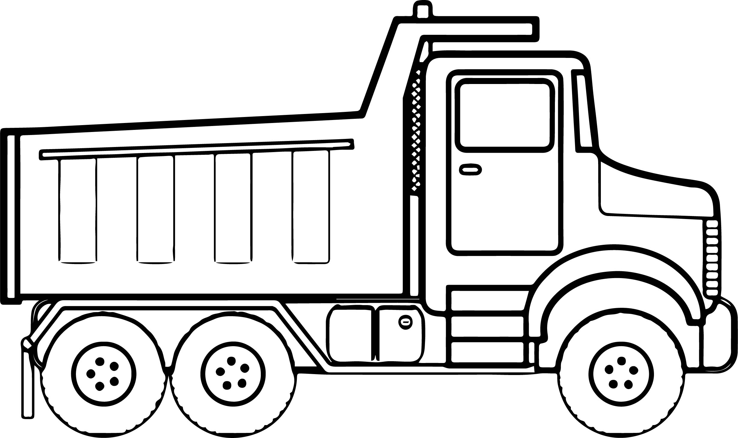construction trucks coloring pages coloring pages