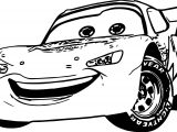 Any Disney Cars McQueen Coloring Page
