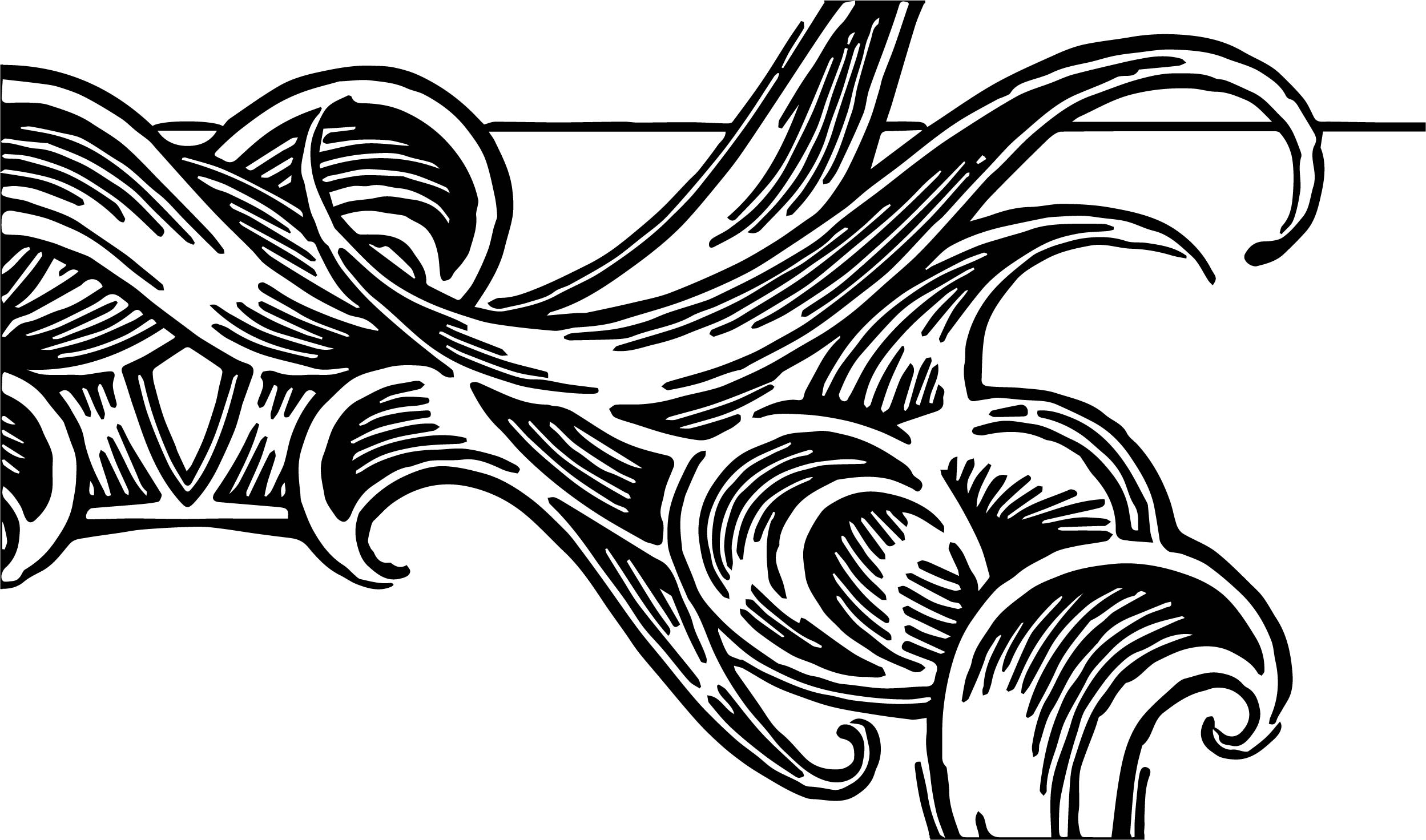 Any Frame Border Coloring Page
