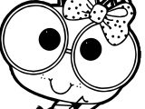 Any Girl Bee Coloring Page