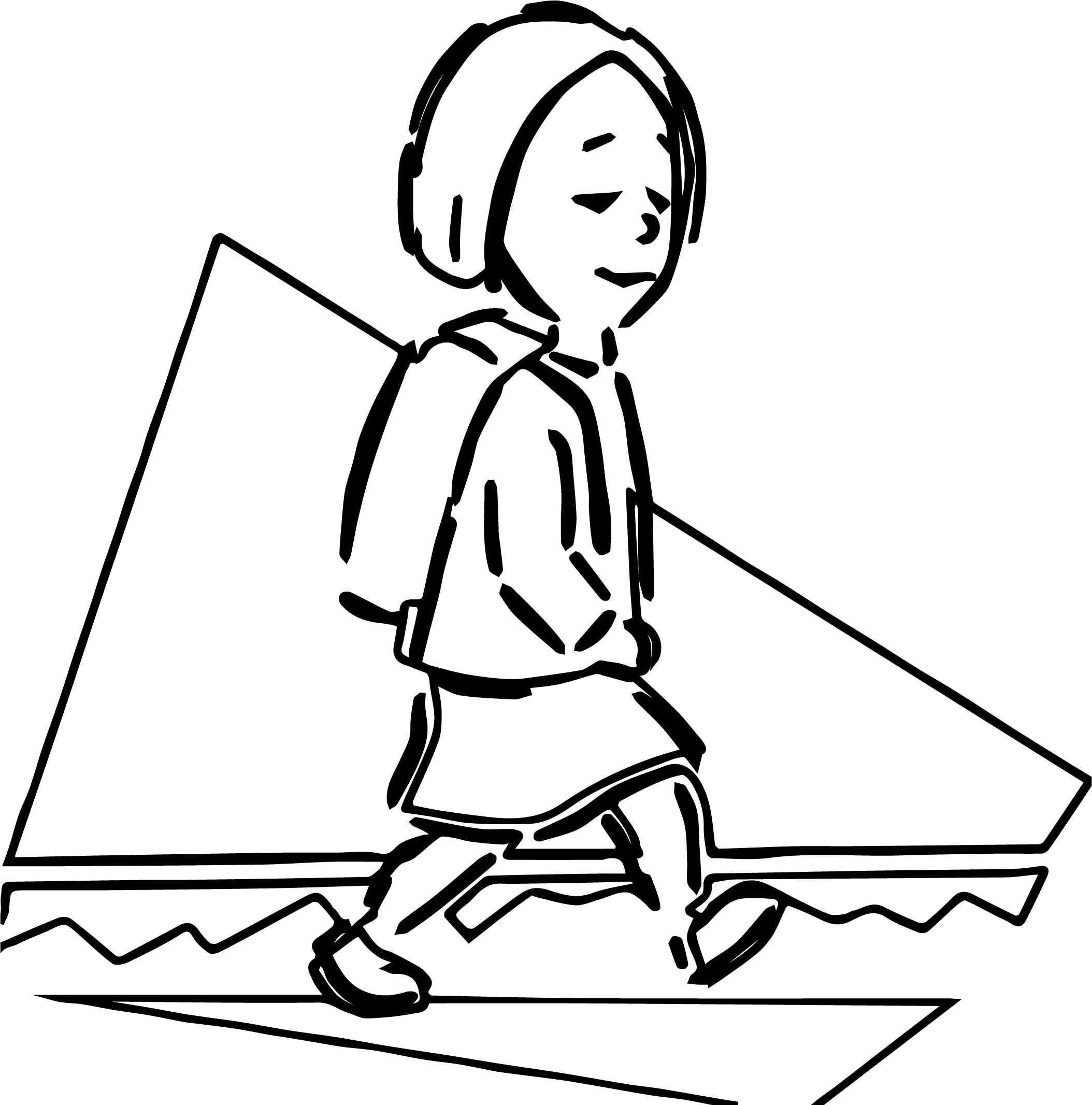backpack coloring pages contegri com
