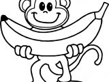 Any Monkey Fiverr Coloring Page