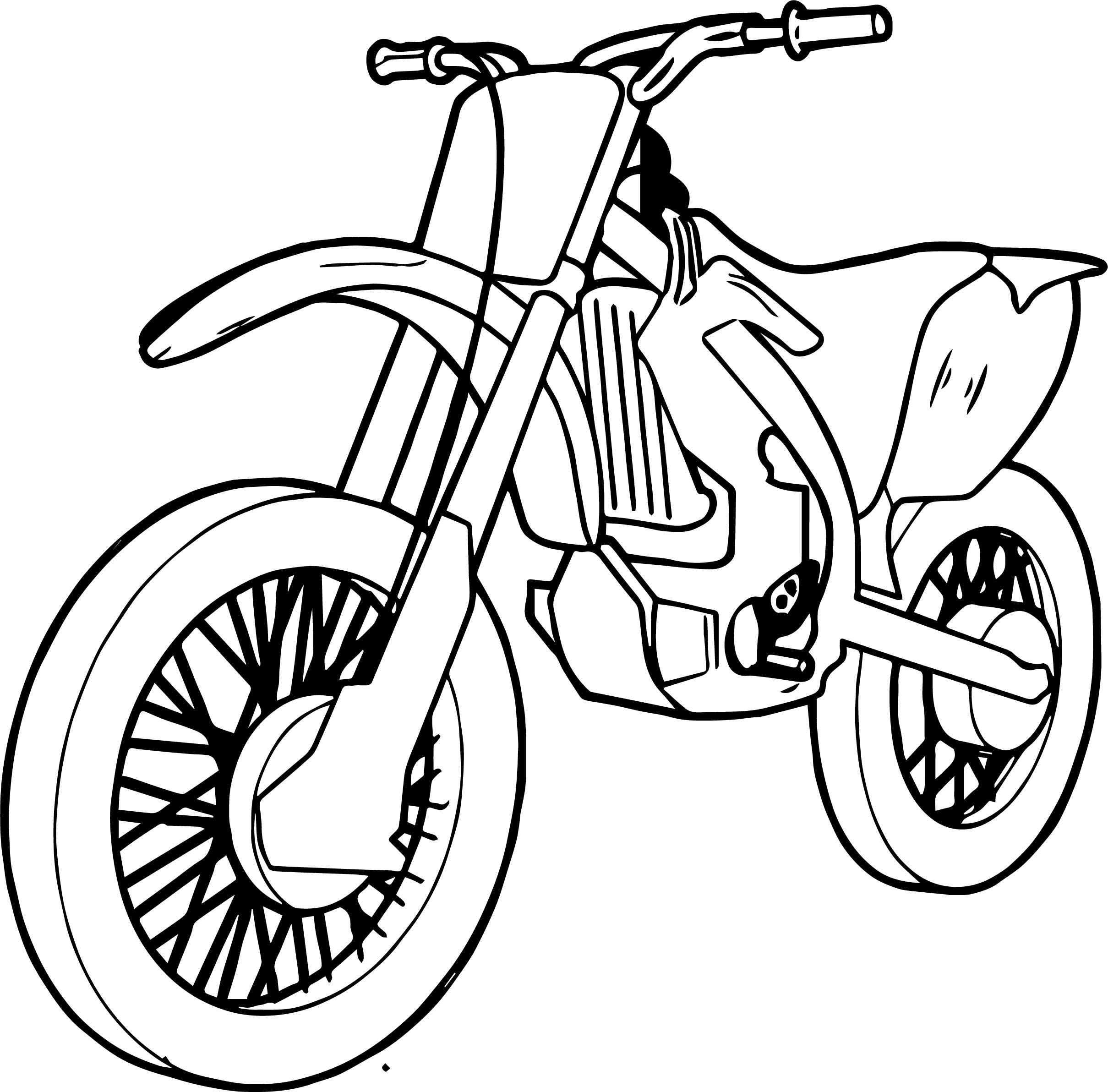 mouse and the motorcycle coloring pages - any motorcycle coloring page
