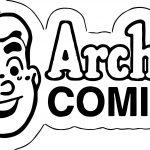 Archie Comics Head Coloring Page