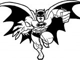 Batman All Coloring Page