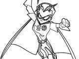 Batman Amp Robin Coloring Page