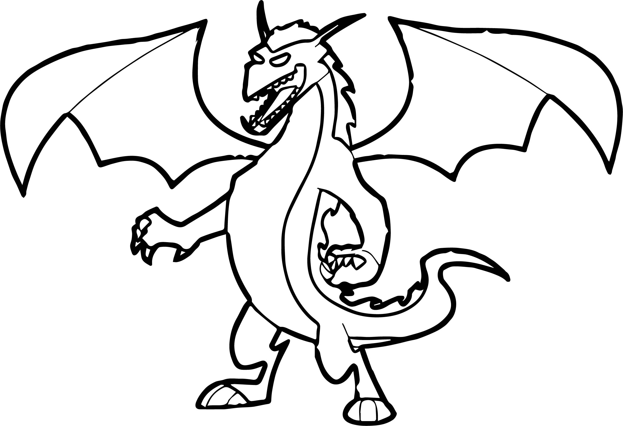 americon dragon coloring pages - photo#47