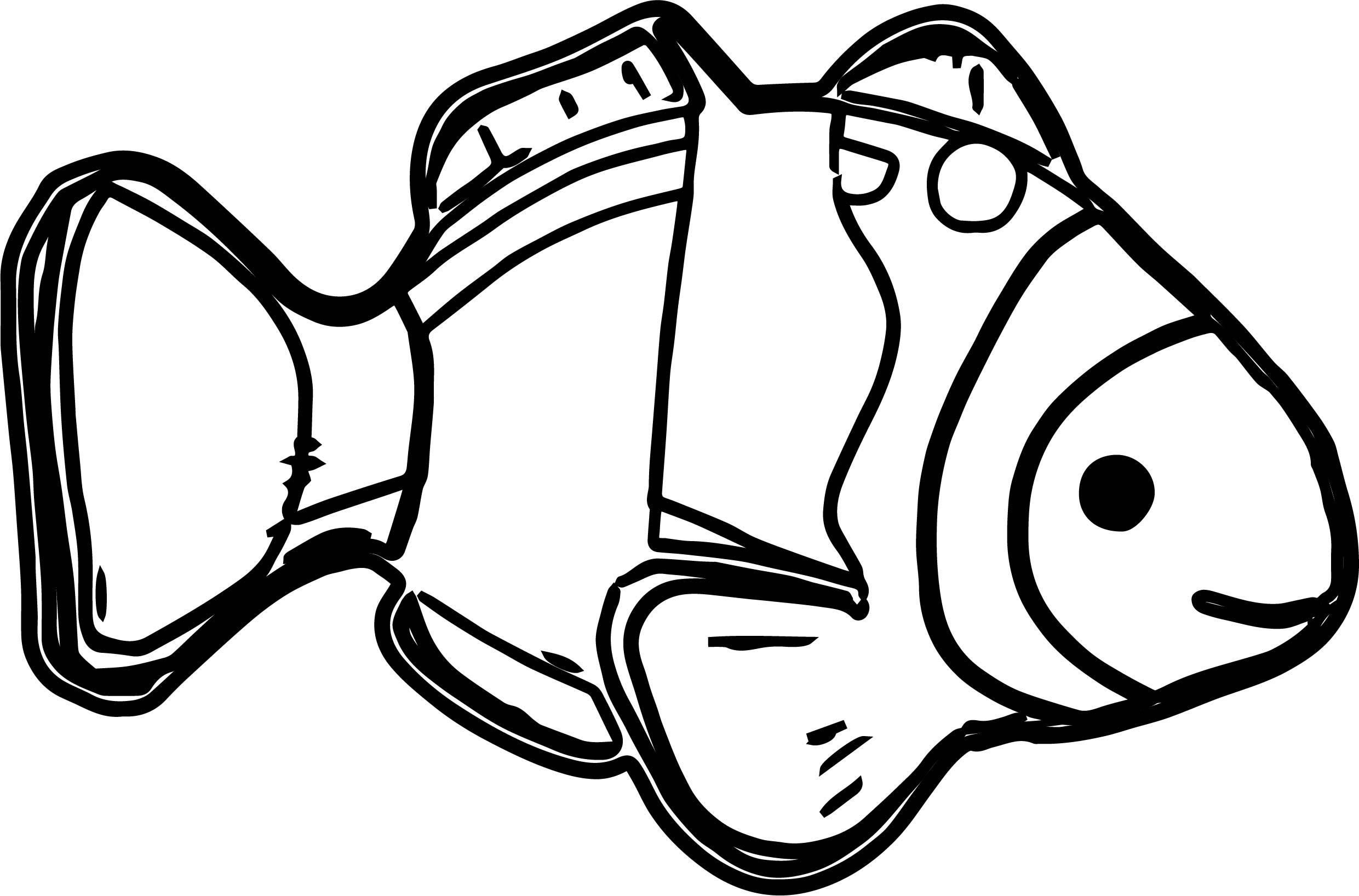 Fish Free Coloring