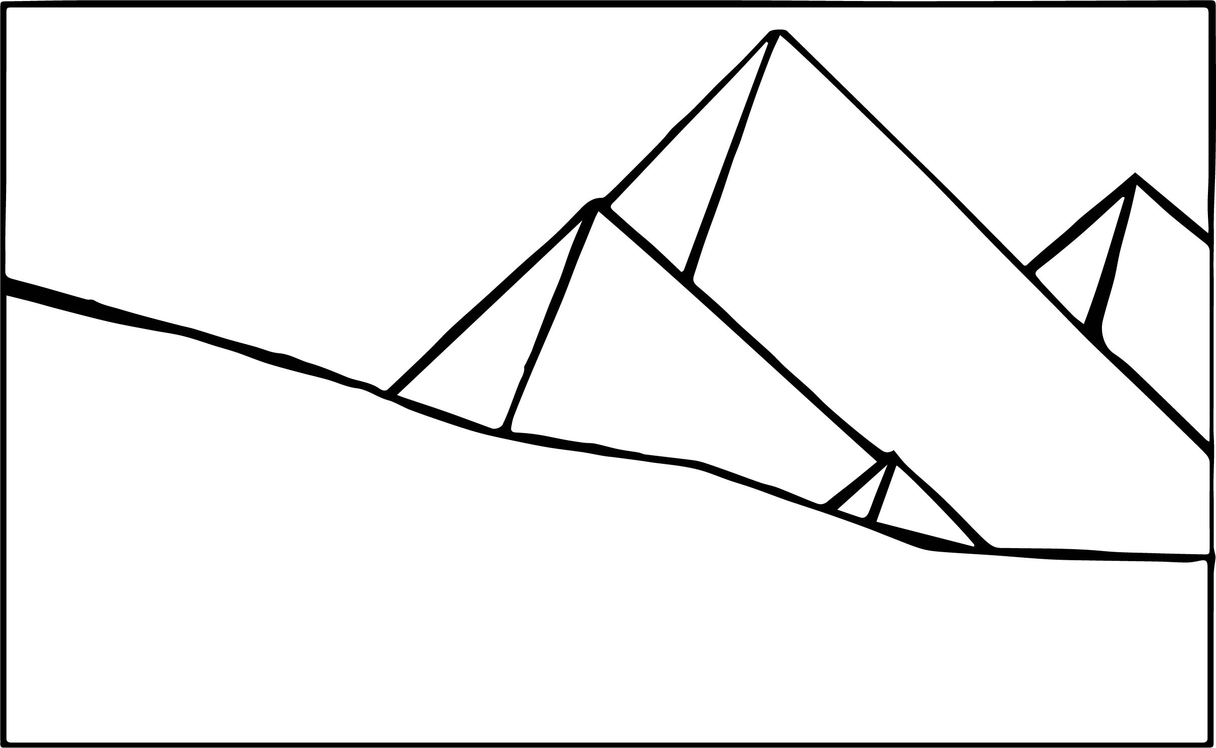 Giza Coloring Page