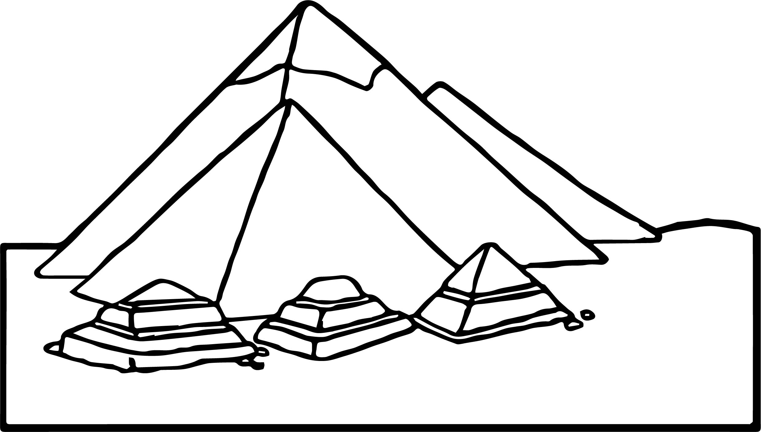 Uncategorized Pyramid Coloring Page new ancient egypt pyramid coloring page wecoloringpage page
