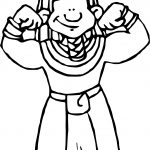 Pharaohs Ancient Egypt For Kids Coloring Page