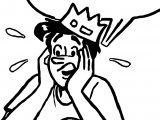 Web Archie Jughead Coloring Page