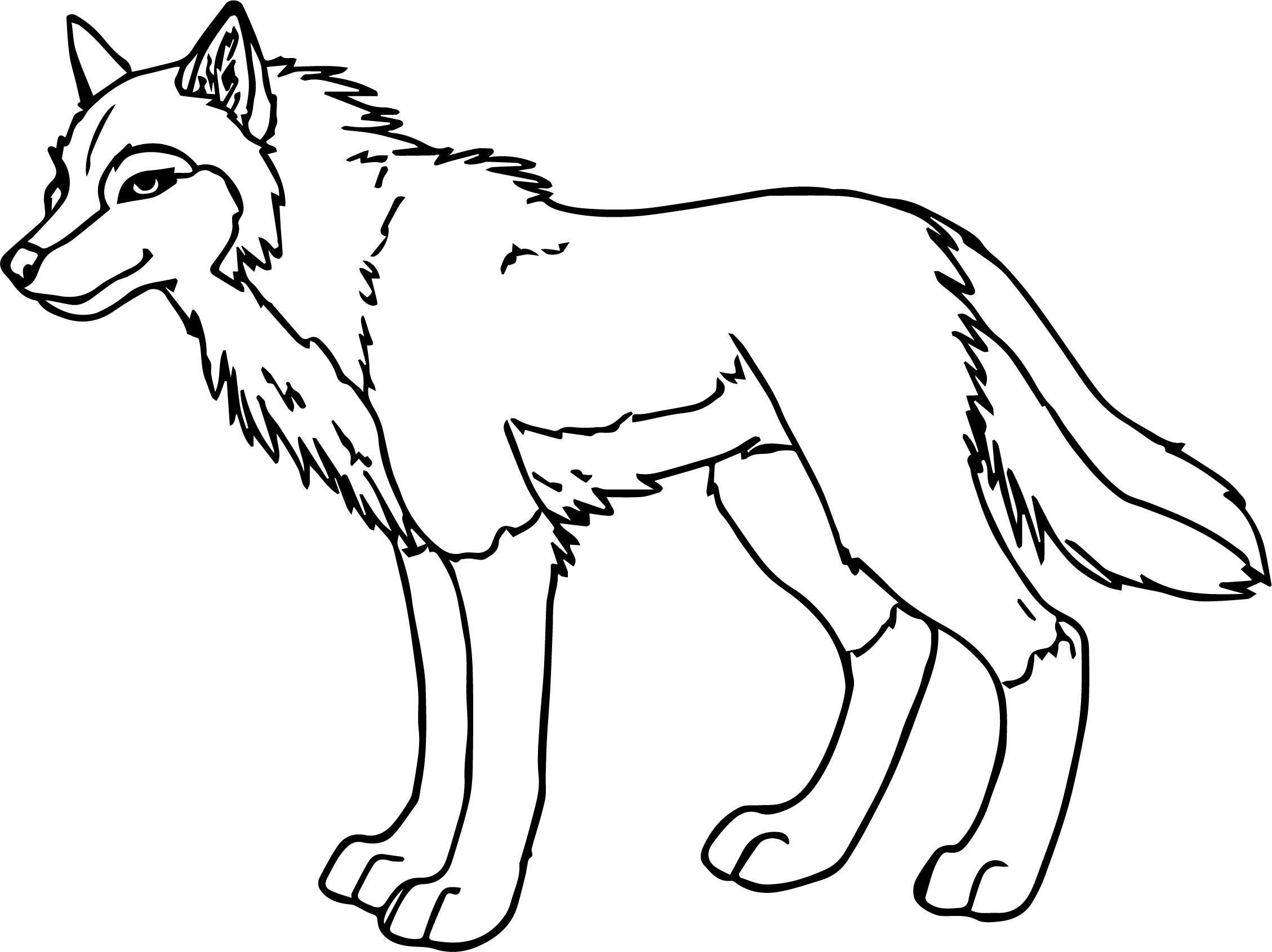 Balto Coloring Pages Online Sketch Coloring Page