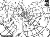 Alien Force Wallpaper Ben 10 Alien Force Coloring Page