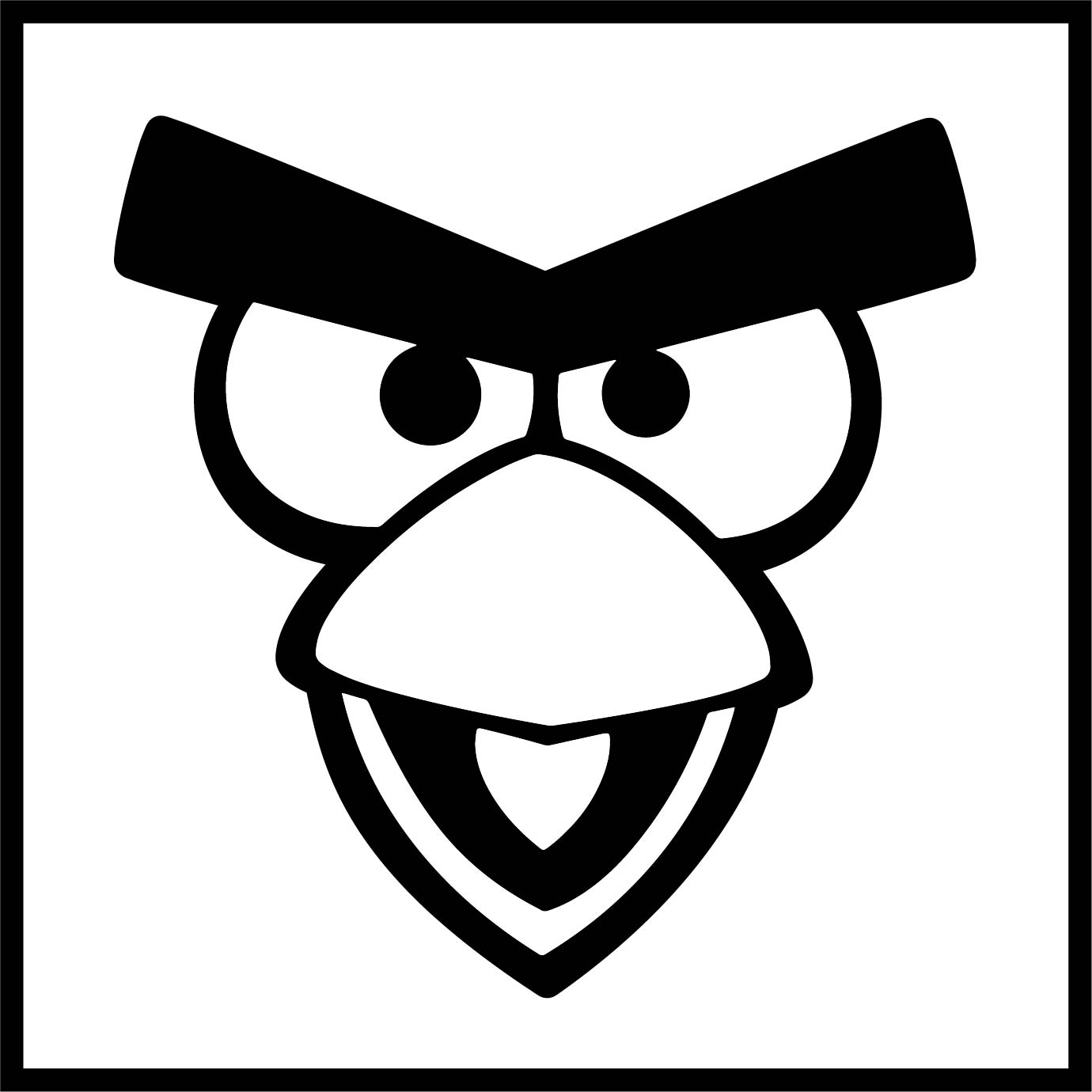 Angry Birds Movie Nests Vancouver Box Coloring Page