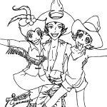 Animaniacs Cowboys Coloring Pafge