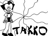 Animaniacs Wallpaper Takko Cranidos Toad Coloring Page