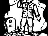 Any Soldier Coloring Page