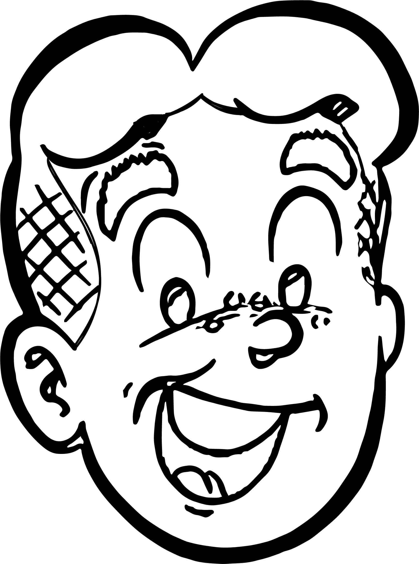 Archie Coloring Page