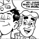 Archies Archonis Story Coloring Page