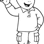 Arthur New Coloring Page