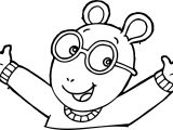 Arthur Onward Journey Image Bid Coloring Page