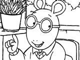 Arthur Portal Idea Coloring Page