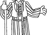 Astranout Apostle Paul Coloring Page