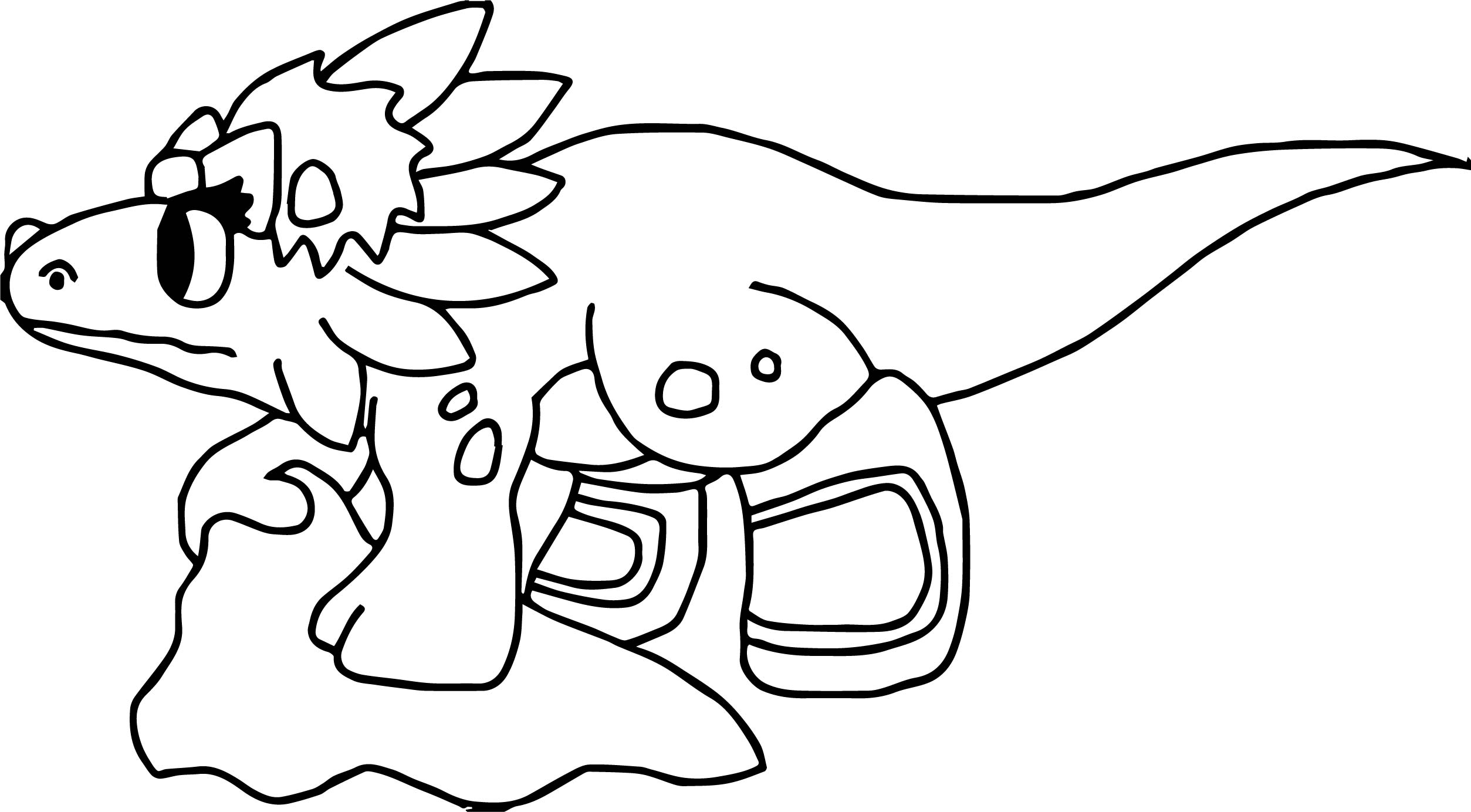 Baby bop redesign coloring page for Baby bop coloring pages