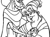 Baby Hercules And People Coloring Pages