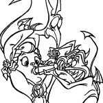 Baby Hercules Creatures Coloring Pages