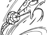 Baby Hercules Throw Creatures Coloring Pages