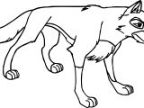 Balto Alternate Design Coloring Page