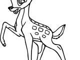 Bambi Come Coloring Pages