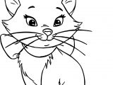 Beautiful Disney The Aristocats Coloring Page