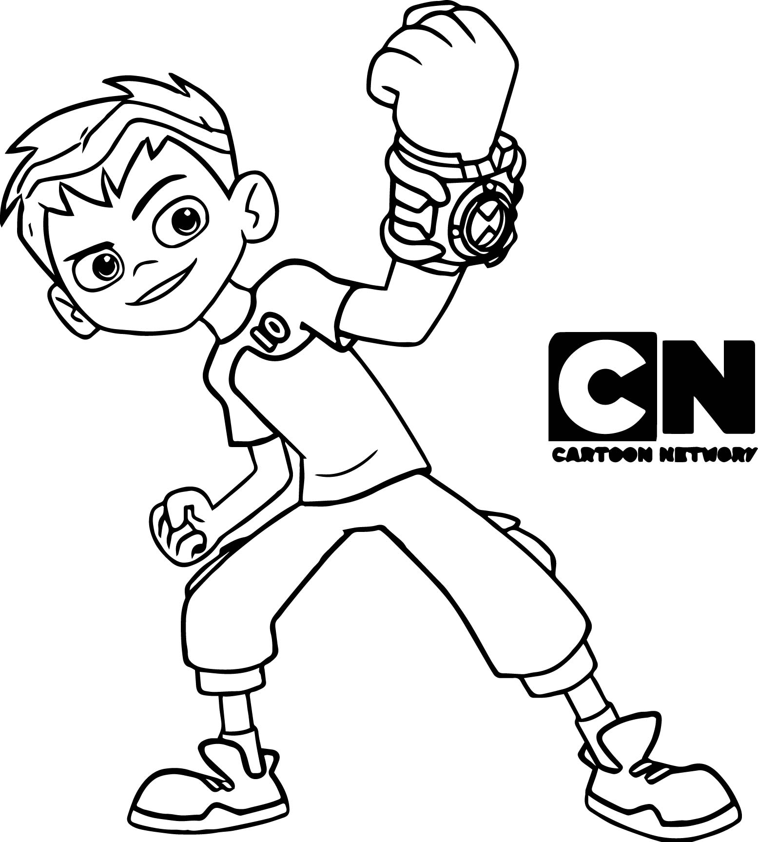Ben 10 Omniverse Coloring Pages Games Ben Best Free