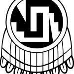 Chimalli Aztec Coloring Page