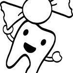 Dental Sugar Coloring Page