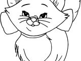 Disney The Aristocats Where Coloring Page