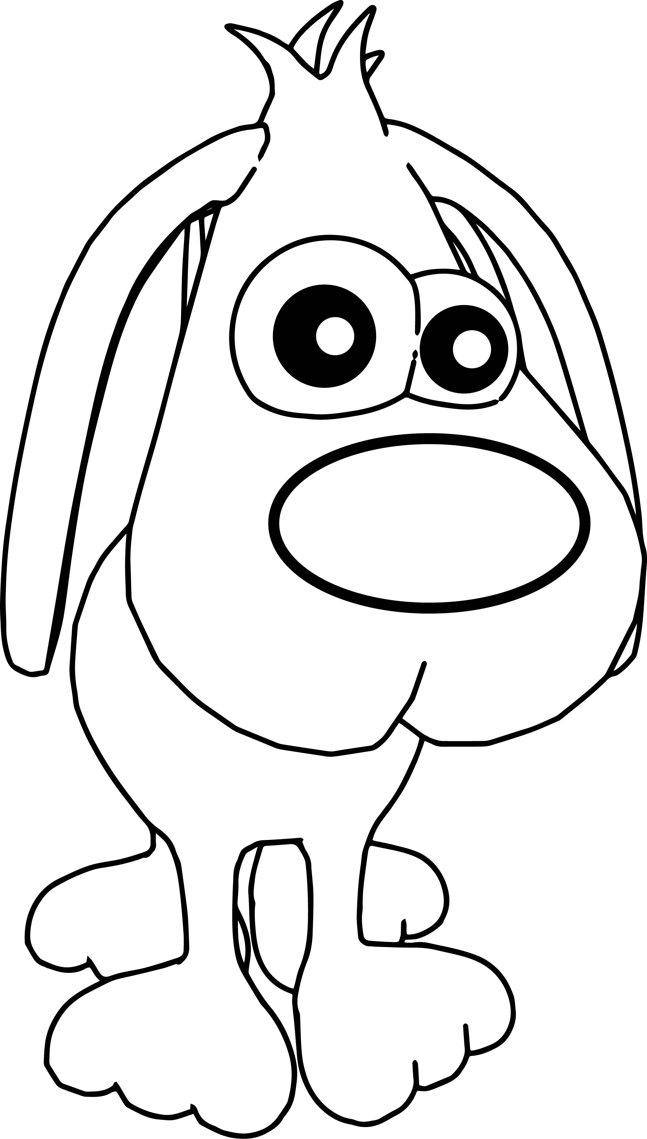 Cute dog face coloring pages for Cute cartoon coloring pages