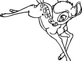 Frolic Jump Coloring Pages
