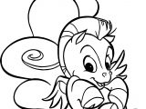 Funny Baby Pegasus Coloring Pages