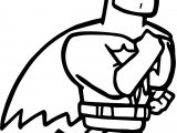 Giphy Batman Coloring Page