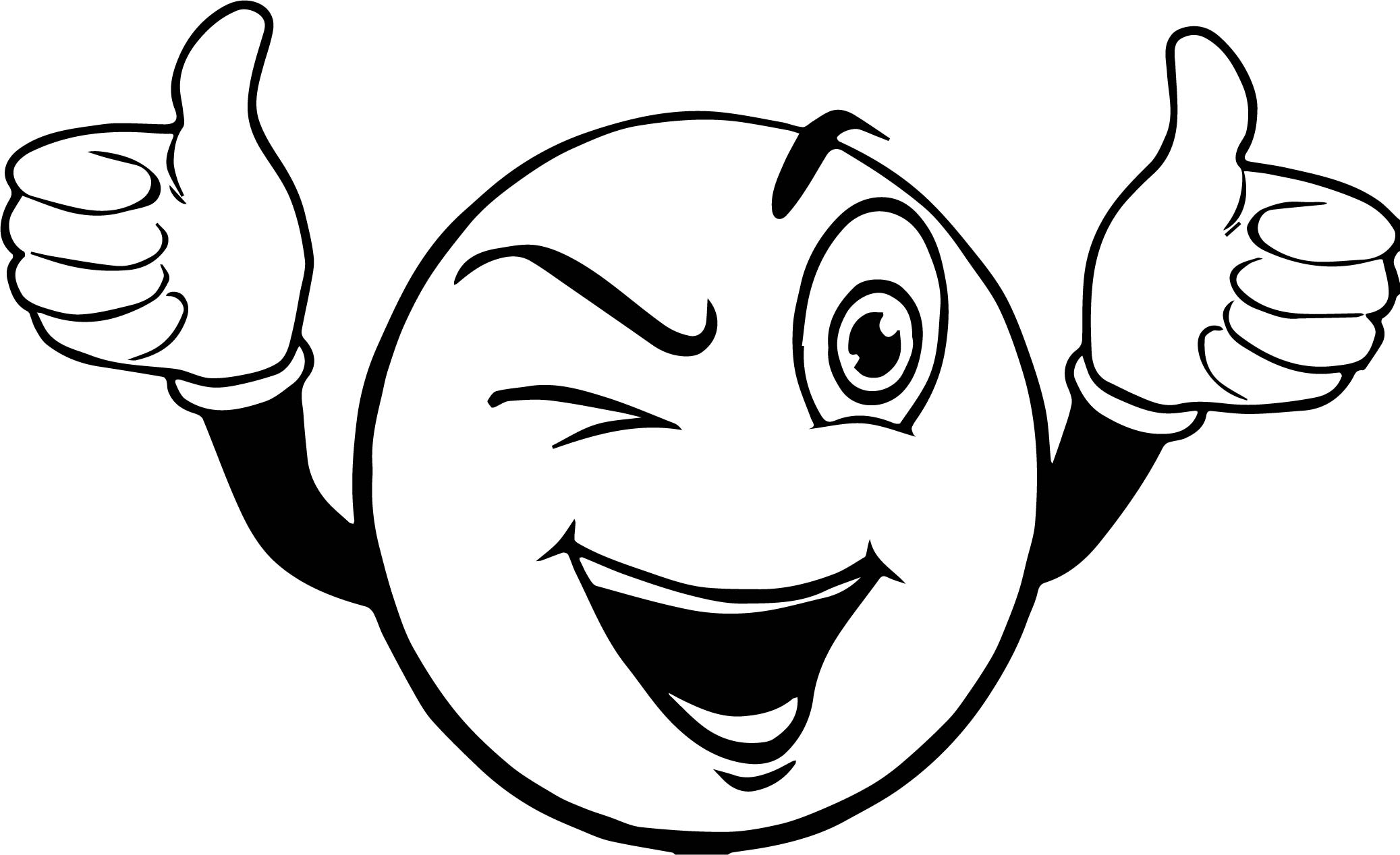 Its All Good Awesome Face Coloring Page