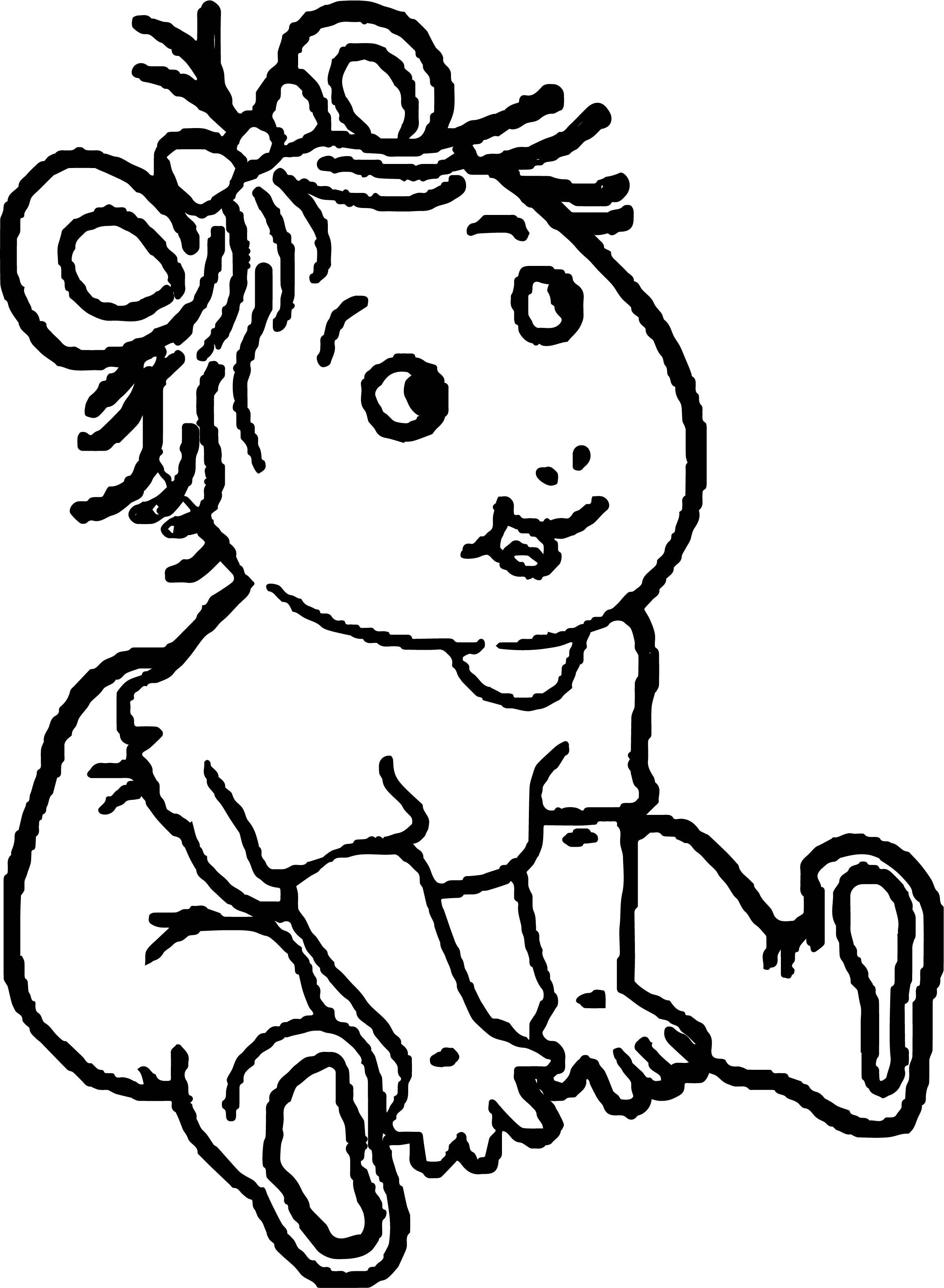 Kate Read Coloring Page