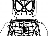 Lego Spider Man Coloring Page