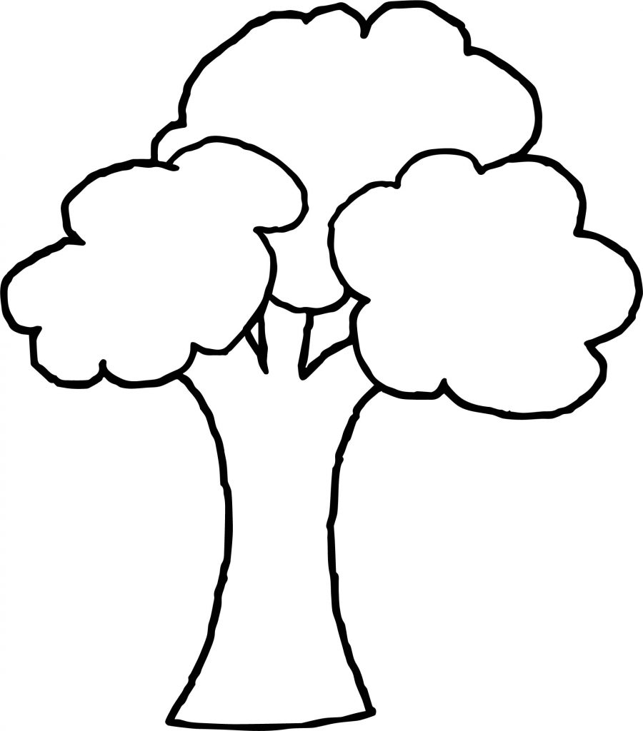 obedience coloring page - obedient apple tree coloring page