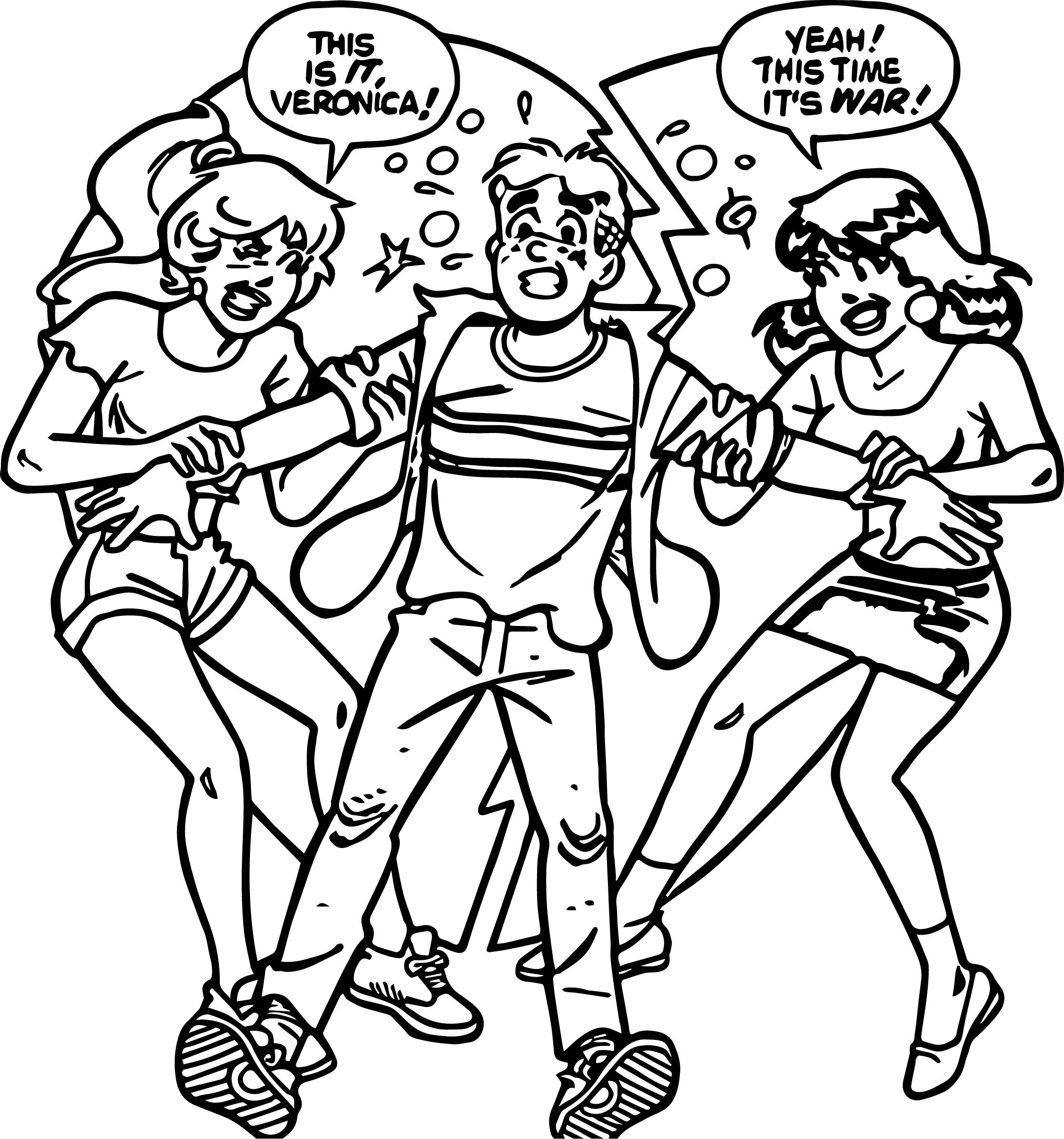 Parent Loves How Down Coloring Page