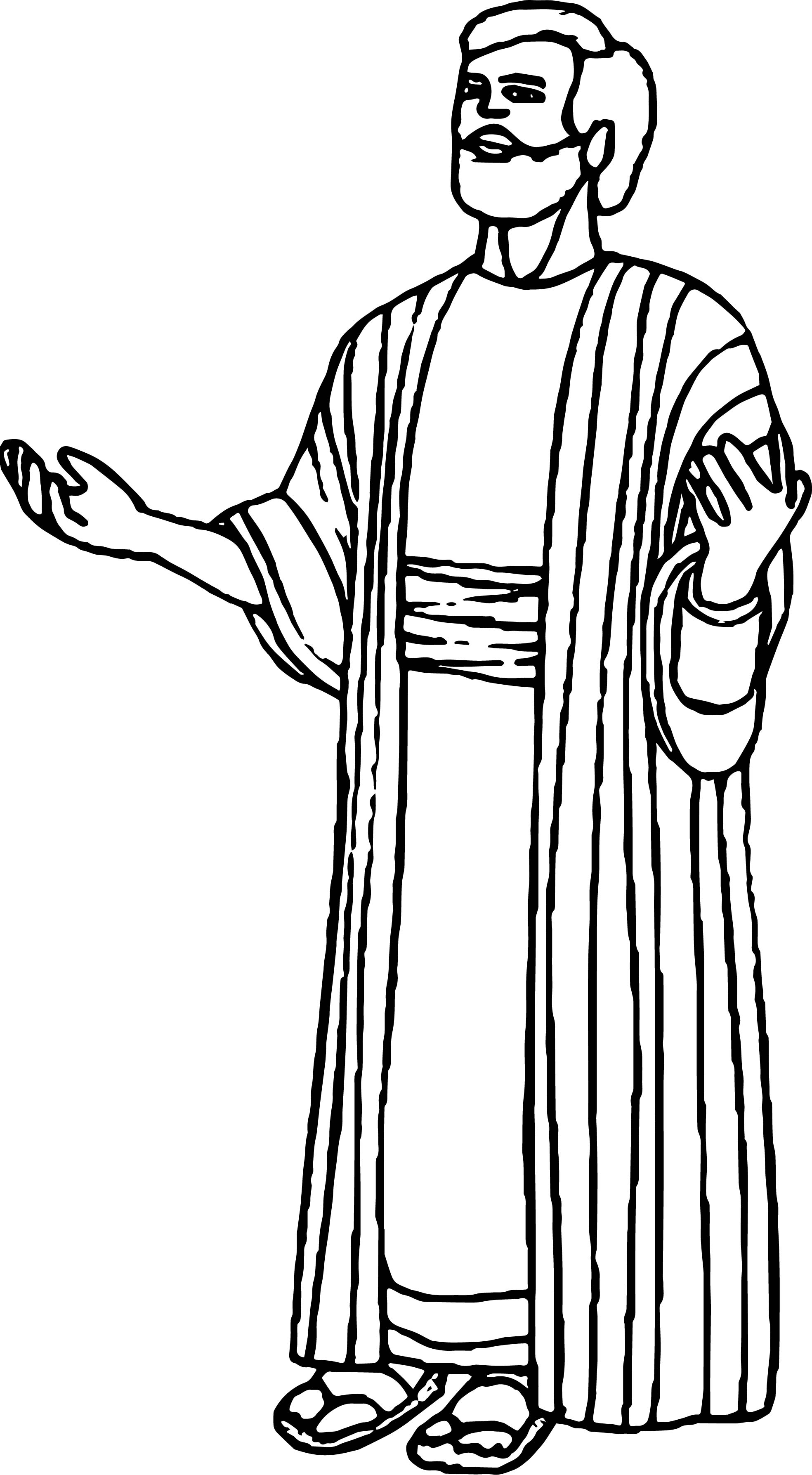 paul the apostle coloring pages - photo#15
