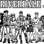 River Dale Promo Hires Coloring Page